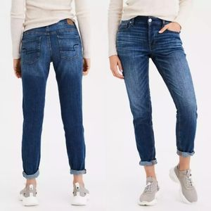 American Eagle Tomgirl jeans 10 short